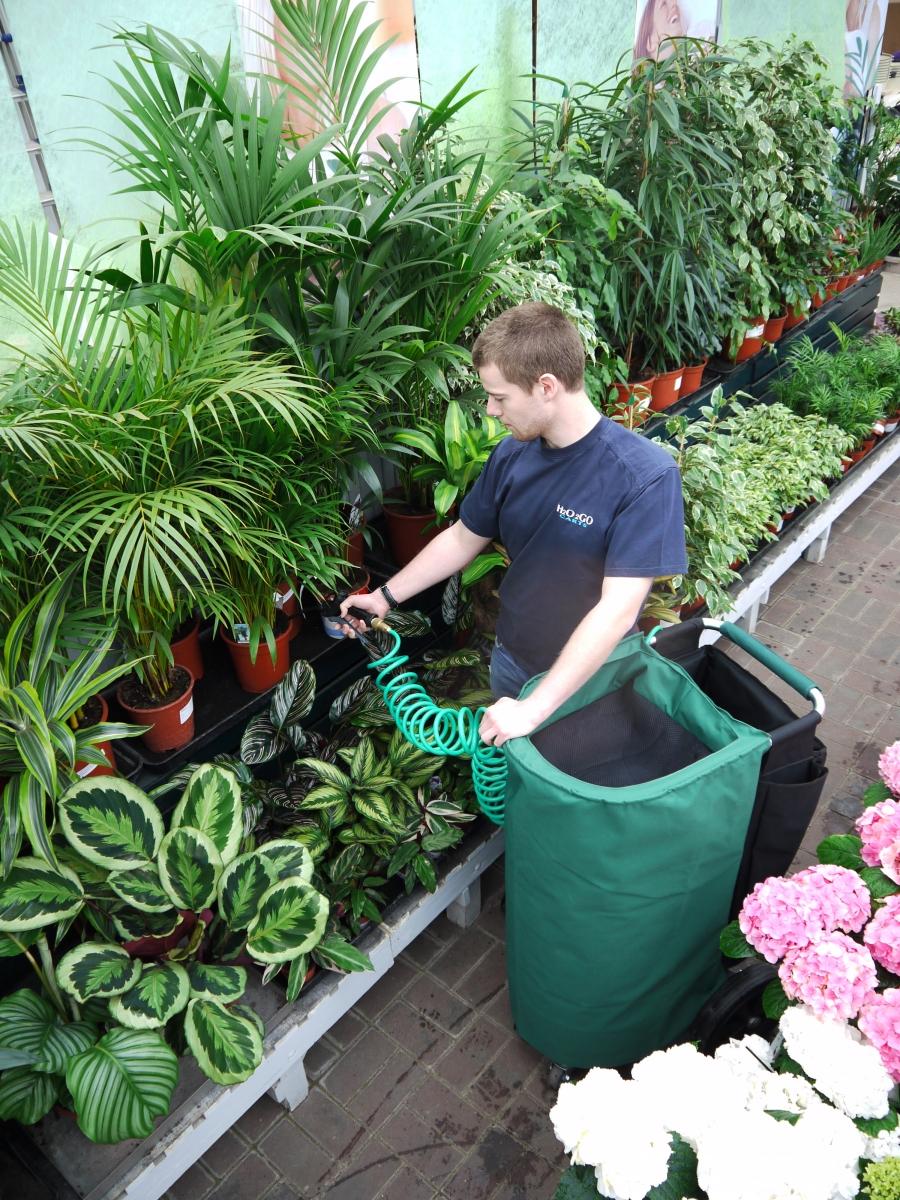 Slimline Plant Watering Sls Slh H2o2go Carts